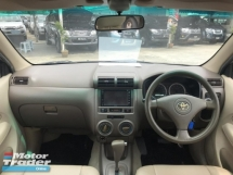 2008 TOYOTA AVANZA 1.3E(A)LOW DEPOSIT - C-CRIS & C-TOS  - LEST DOCUMENT - HIGHT COMMITMENT