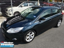 2012 FORD FOCUS 2.0 SPORT S+ (A) - Bodykit with Spoiler / True Year Made
