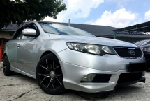 2011 KIA FORTE 2.0 (A) SX ONE OWNER