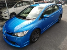 2008 HONDA CIVIC 2.0 i-VTEC (A) - Mugen Bodykit / Leather Seat / True Year