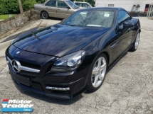 2015 MERCEDES-BENZ SLK 200 AMG 2.0 Convertible Unregister 1 YEAR WARRANTY