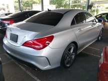 2014 MERCEDES-BENZ CLA 250 AMG 2.0 Unregister 1 YEAR WARRANTY