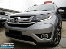 2017 HONDA BR-V 1.5 V (A) FreeServices UnderWarranty