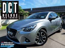 2017 MAZDA 2 1.5 SEDAN V-SPEC LOW MILEAGE 50K FULL SERVICE RECORD
