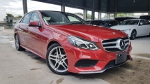 2016 MERCEDES-BENZ E-CLASS 2016 Mercedes E250 AMG Panaromic Roof 4 Camera 360 View Full Leather Pre Crash Blind Spot LKA Unregister for sale