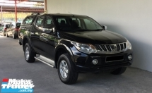 2016 MITSUBISHI TRITON 2.5 DI-D VGT Facelift L200 4WD Pick-up King