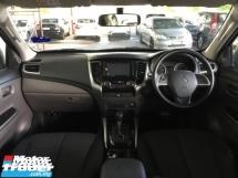2016 MITSUBISHI TRITON 2.5 DI-D VGT Facelift L200 4WD Pick-up King