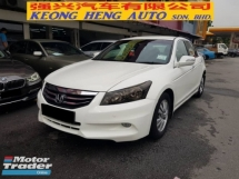 2011 HONDA ACCORD 2.0 VTI-L