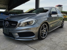 2015 MERCEDES-BENZ A-CLASS A180 AMG Panoramic Roof Keyless Entry JP Unreg Sale Offer