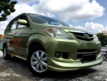 2008 TOYOTA AVANZA 1.5G (A) FULL BODYKIT ONE OWNER