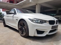 2016 BMW M4 3.OL TWIN TURBO M POWER (UNREG) 2016 HARMON KARDON