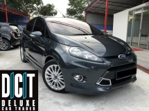 2014 FORD FIESTA 1.5 SPORT 4 NEW TYRE TIPTOP CONDITION