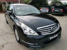 2012 NISSAN TEANA 2.0 200 XE (A) - One Careful Owner