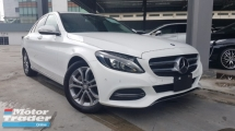 2014 MERCEDES-BENZ C-CLASS 2014 Mercedes C180 Avantgarde Pre Crash Blind Spot LKA Keyless Unregister for sale