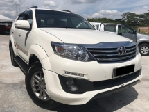 2015 TOYOTA FORTUNER 2.7V TRD SPORTIVO TIP TOP CONDITION LOOK LIKE NEW