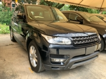 2014 LAND ROVER RANGE ROVER SPORT 3.0 surround camera memory seat Meridian sound system airmatic Japan spec unregistered