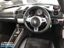 2015 PORSCHE CAYMAN Unreg Porsche Cayman S 3.4 PDK 7Speed Paddle Shift Camera
