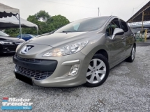 2010 PEUGEOT 308 1.6 (A) TIPTRONIC GOOD CONDITION STOCK CLEARANCE PROMOTION PRICE.