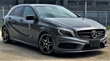 2015 MERCEDES-BENZ A-CLASS A180 SPECIAL EDITION + PANO ROOF + CARBON FIBER GRILL TRIMS