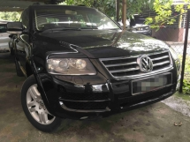 2007 VOLKSWAGEN TOUAREG 3.6 V6 FSI (A) Tip Top Condition Low Mileage