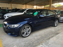 2015 BMW 4 SERIES 428i M Sport Gran Coupe 2.0 Twin Turbocharged 245hp Sport Plus Eco Mode Head Up Display Intelligent Xenon Memory Bucket Seat LDA Pre Collision Paddle Shift Smart Entry Bluetooth Connectivity Unreg