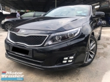 2015 KIA OPTIMA 2.0 K5 FACELIFT NEW NU ENGINE FULL SPEC PANAROMIC ROOF
