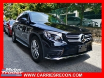 2016 MERCEDES-BENZ GLC 250 AMG HIGH SPEC - JAPAN / TOP CONDITION - MUST VIEW