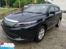 2017 TOYOTA HARRIER 2.0 Premium New Facelift Unregister 1 YEAR WARRANTY