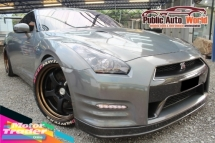 2011 NISSAN GT-R Nissan GT-R SKYLINE 3.8 GTR R35 AKRAPOVIC F/LOADED