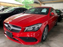 2017 MERCEDES-BENZ CLA 180 AMG(A) FACELIFT FULL SPEC