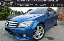 2010 MERCEDES-BENZ C-CLASS C200 BLUE EFFICIENCY F-LOAN / VIP OWNER / VEHICLE CONDITIONS LIKE NEW / VIEW TO BELIEVE