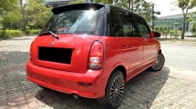 2004 PERODUA KELISA 1.0 SPECIAL EDITION (A) LEATHER SEAT / WELL MAINTAINED VEHICLE / NEGO TIL LET GO