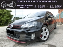 2009 VOLKSWAGEN GOLF GTI 2.0 MK6 (A) LEATHER SEAT / TIPTOP INTERIOR AND CONDITIONS / 1 OWNER / NO NEED REPAIR