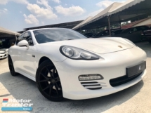 2013 PORSCHE PANAMERA 4 3.6 (A) VIP NUMBER PLATE FREE WARRANTY