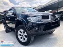 2012 MITSUBISHI TRITON 2.5 VGT (A) PICK UP 4x4 CAR KING