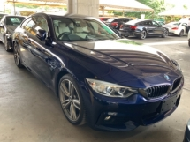 2015 BMW 4 SERIES 428i M sport grand coupe memory seat power boot unregistered
