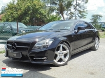 2012 MERCEDES-BENZ CLS-CLASS CLS350 3.5 AMG Coupe BlueEFFICIENCY 7G-Tronic C218 AMG Powerboot NAVI ReverseCamera Luxury LikeNEW