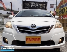 2013 TOYOTA VIOS 1.5 (A) G-LIMITED SPECIAL EDITION !! VVT-I NEW FACELIFT !! FULL BODYKIT / FULL LEATHER SEATS !! MILEAGE DONE 79, 959 KM ONLY !! PREMIUM FULL HIGH SPECS !! ( WXX 8612 ) 1 CAREFUL OWNER !!