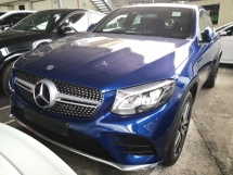 2017 MERCEDES-BENZ GLC GLC 250 D COUPE AMG 4 MATICS UNREG