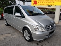 2013 MERCEDES-BENZ VITO 3.5 CBU 31K Mileage Only