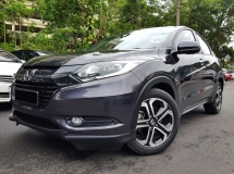 2018 HONDA HR-V 1.8V (A) Full Spec
