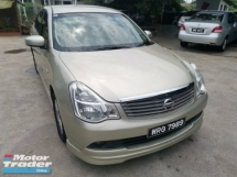 2008 NISSAN SYLPHY 2.0L X-CVT LUXURY (A)  - Full Bodykit
