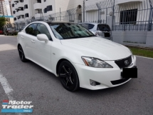 2006 LEXUS IS250 LUXURY