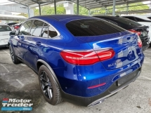 2017 MERCEDES-BENZ GLC 250d AMG Coupe 4Matic Unregister 1 YEAR WARRANTY