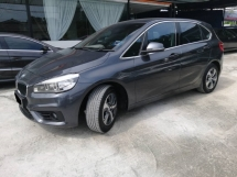 2017 BMW BMW OTHER 218i ACTIVE TOURER -  Superb condition like new car with low mileage. Maximum finance VERY FAST LOAN APPROVAL.