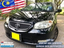 2003 TOYOTA VIOS 1.5G (AT) FULL SPEC VVTI 1 OWNER SALE