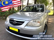 2008 NAZA CITRA 2.0 GLS (A) BUDGET MPVs LOW PRICE OFFER