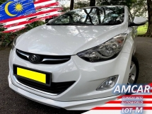 2014 HYUNDAI ELANTRA 1.6 PREMIUM (A) MD HIGH SPEC 1 OWNER