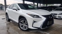 2017 LEXUS RX 2017 Lexus RX200T Version L Panaromic Roof Electric Memory Seat HUD BSM Leather 4 Camera Unregister for sale