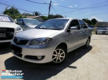 2008 TOYOTA VIOS 1.5E (AT)- Superb condition & very well maintained. Maximum finance VERY FAST LOAN APPROVAL.